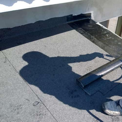 Bitumen Roof repairs