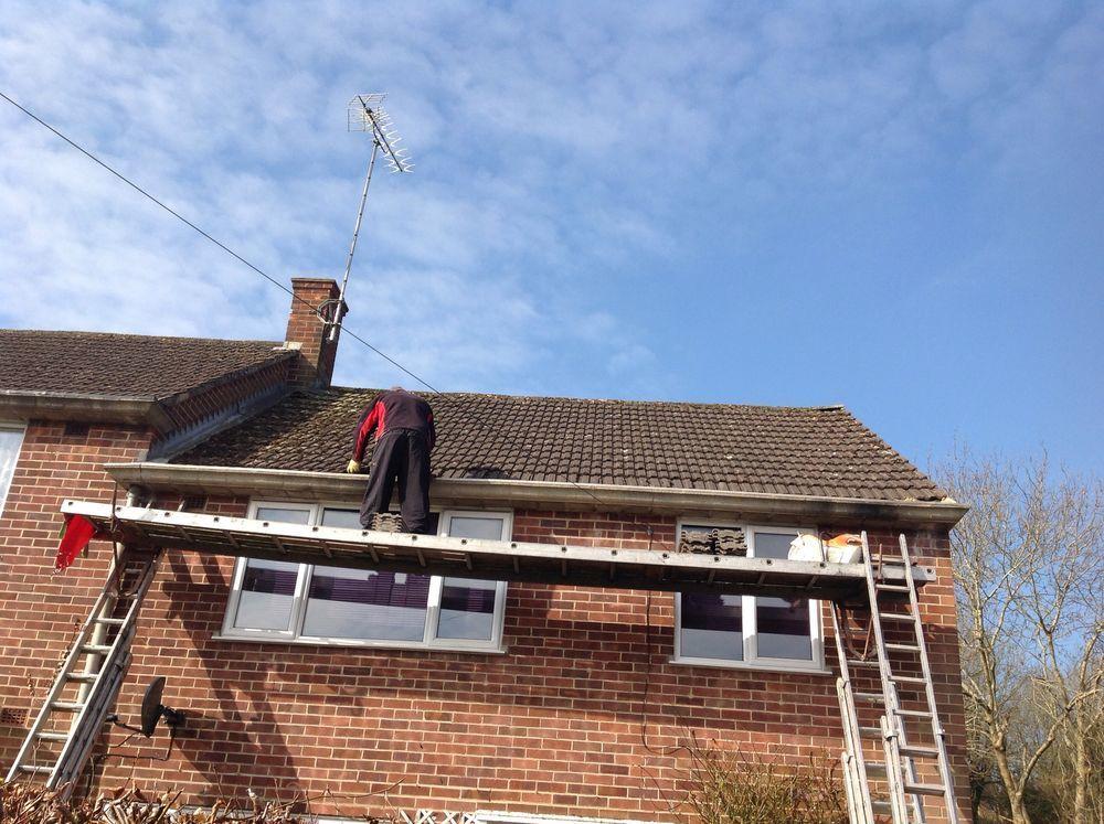 DC & Sons Aldershot, Fleet and Farnborough Guttering Fascia & soffits repairs
