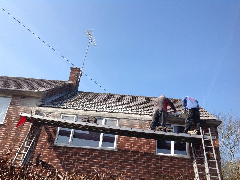 Aldershot, Fleet and Farnborough Guttering Fascia & soffits repairs