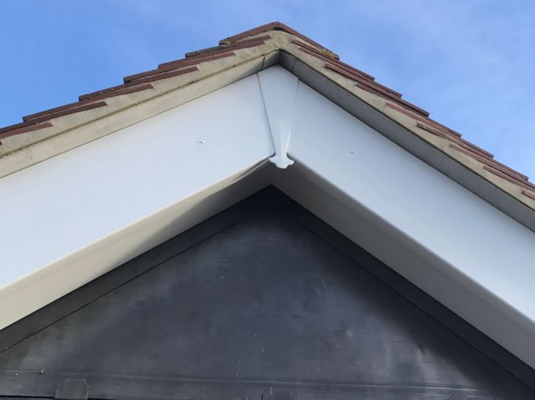 Roofing specialists in Camberley, Foof fascias and soffits