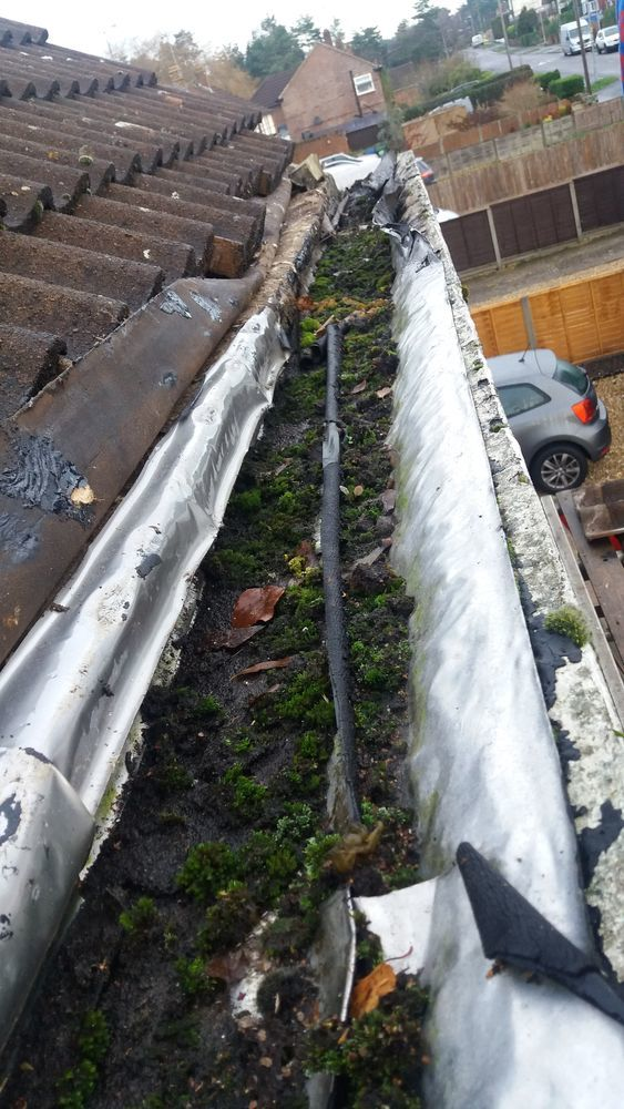 guttering specialists Camberley