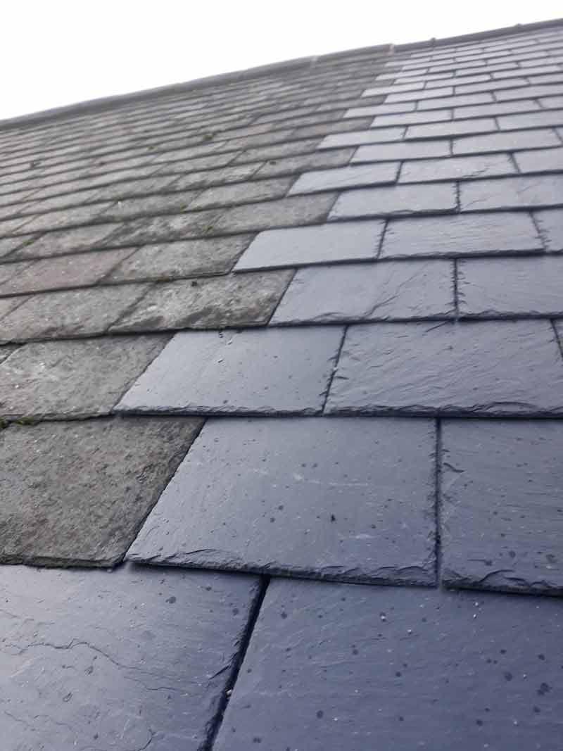Roof tile replacement by DC and Sons
