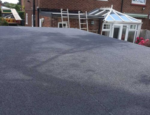 Garage roof installation Camberley