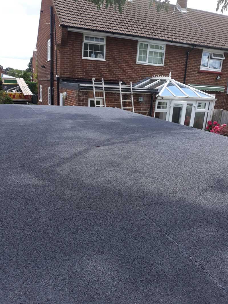 Garage roof installation Camberley